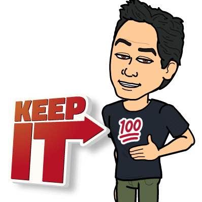 Keep it 100