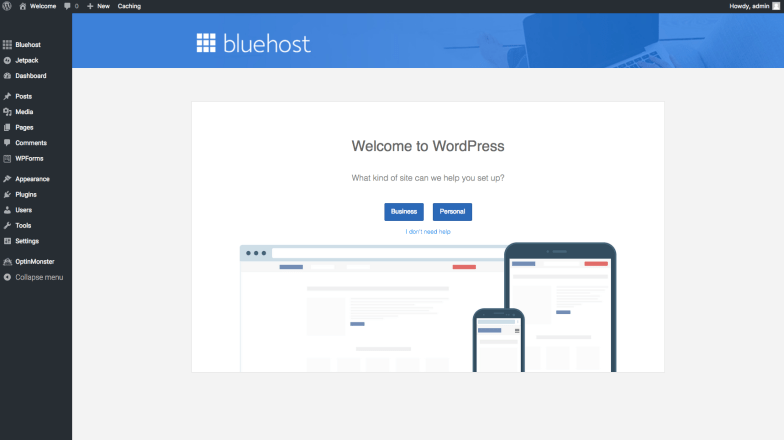 Bluehost Step 11 (11-6-17)