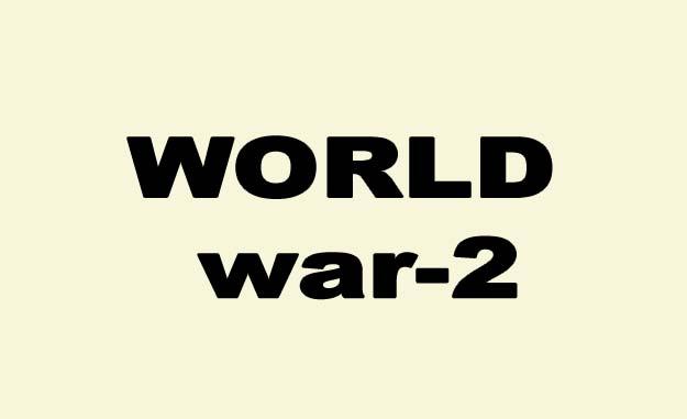world war-2