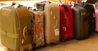 Comment choisir les bons bagages de voyage