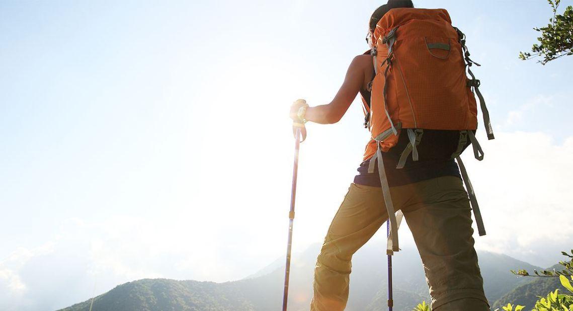 les meilleurs bâtons de randonnée