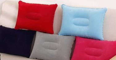 Choisir le meilleur oreiller gonflable de voyage
