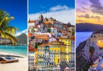 Les plus belles régions à choisir pour partir en vacances