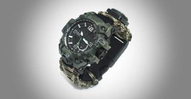 choisir meilleure montre de survie à acheter