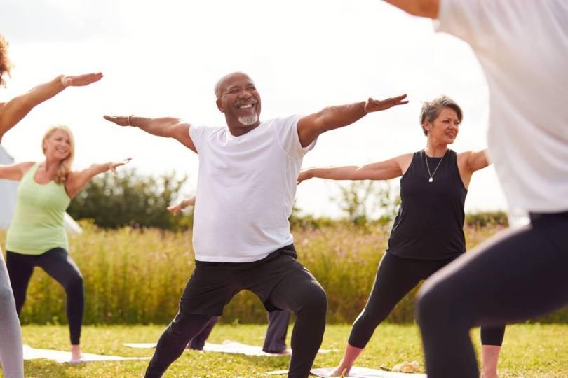 commencez l'année avec une retraite yoga