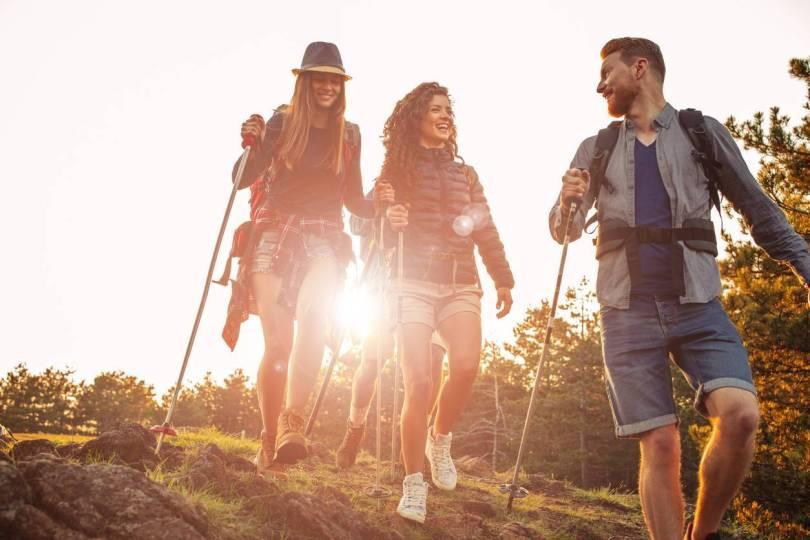 les indispensables d'une randonnée