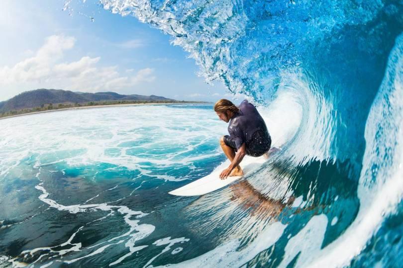 quelles vagues pour surfer