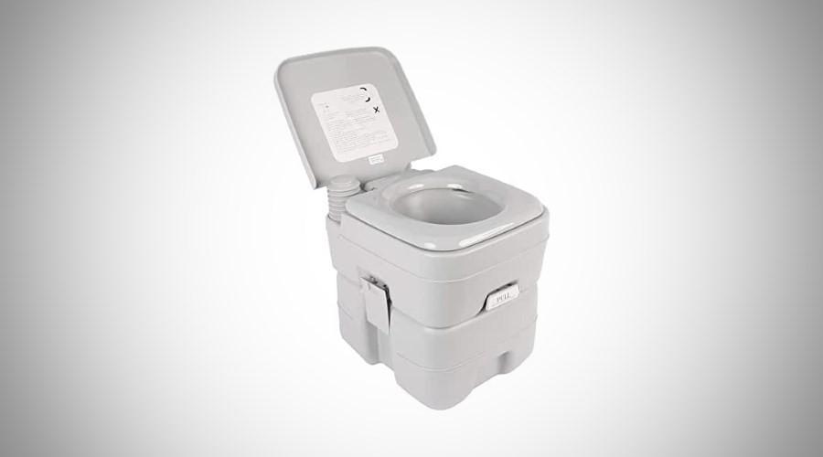 Meilleur WC chimique portable