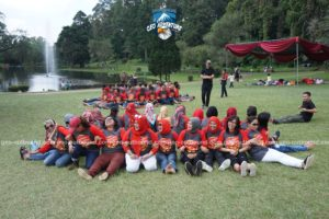 FUN OUTBOUND CANDA TAWA REUNI SMP 1 SERPONG 95 - GEO ADVENTURE INDONESIA