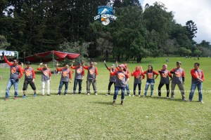 OUTBOUND GATHERING REUNI SMP 1 SERPONG 95 GEO ADVENTURE INDONESIA