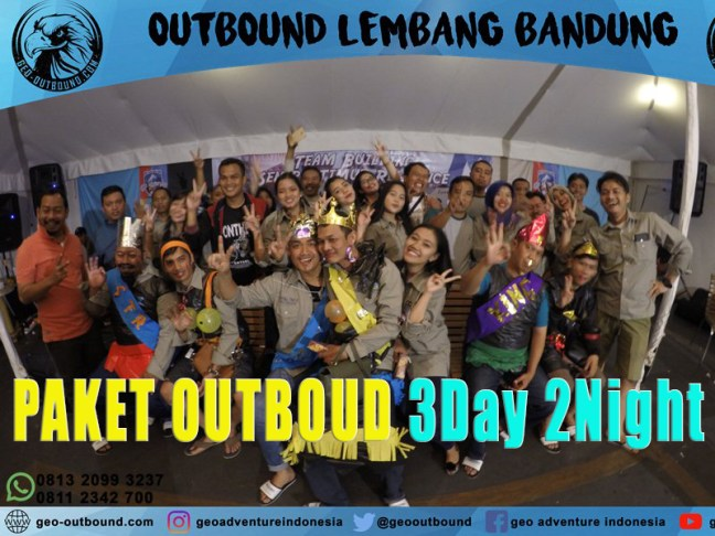 outbound bandung kota bandung jawa barat indonesia