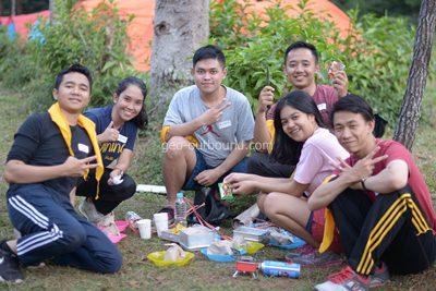 paket training camp lembang
