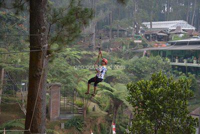 Flying fox Lembang