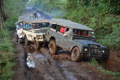 jeep offroad lembang