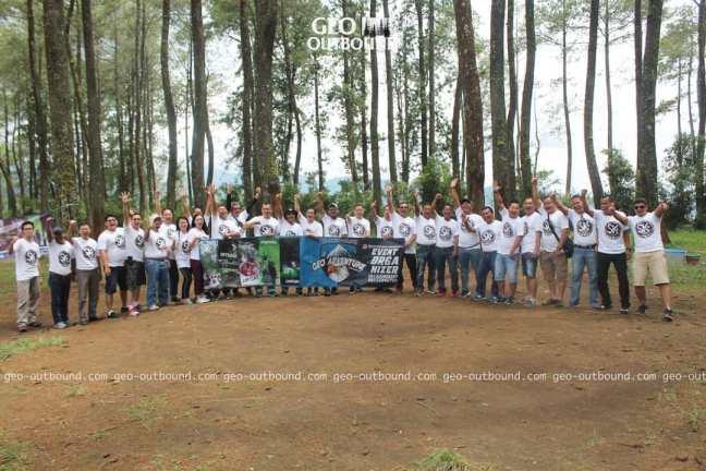EO Outbound di Lembang Bandung