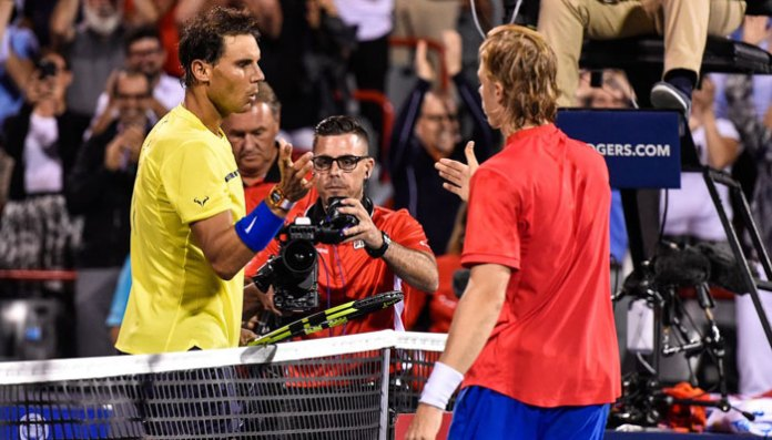 Top seed Nadal upset by Canadian teen Shapovalov | Sports Top seed Nadal upset by Canadian teen Shapovalov | Sports 153231 4757862 updates