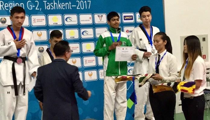 Pakistan's Sinan Ashfaq bags bronze medal at World Taekwondo President's Cup | Sports Pakistan's Sinan Ashfaq bags bronze medal at World Taekwondo President's Cup | Sports 153442 4595173 updates
