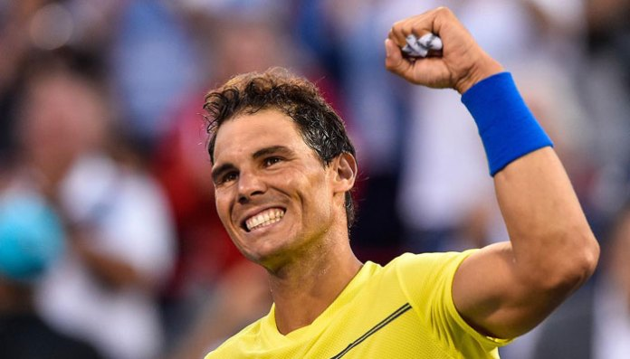 federer's pullout from cincinnati hands number one spot to nadal | sports Federer's pullout from Cincinnati hands number one spot to Nadal | Sports 153682 6449662 updates