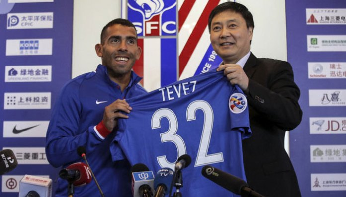 Chinese fans tell 'Homesick Boy' Tevez to stay away | Sports Chinese fans tell 'Homesick Boy' Tevez to stay away | Sports 154254 2104175 updates