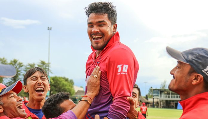 Nepal in Cricket World Cup qualifiers after thrilling win over Canada | Sports Nepal in Cricket World Cup qualifiers after thrilling win over Canada | Sports 182062 9055852 updates