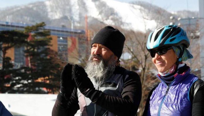 Swiss couple cycle 17,000 kms to watch son compete in Olympics | Amazing Swiss couple cycle 17,000 kms to watch son compete in Olympics | Amazing 182117 8751139 updates