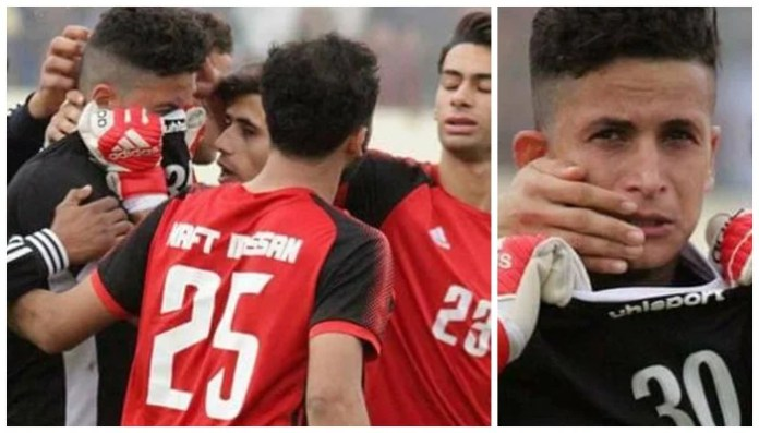 Iraqi keeper stays quiet on baby's death to play match | Sports Iraqi keeper stays quiet on baby's death to play match | Sports 182475 693042 updates