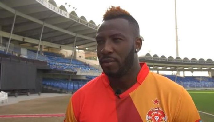 Islamabad United's Andre Russell ready and raring to go | Islamabad United's Andre Russell ready and raring to go | 183128 4420308 updates