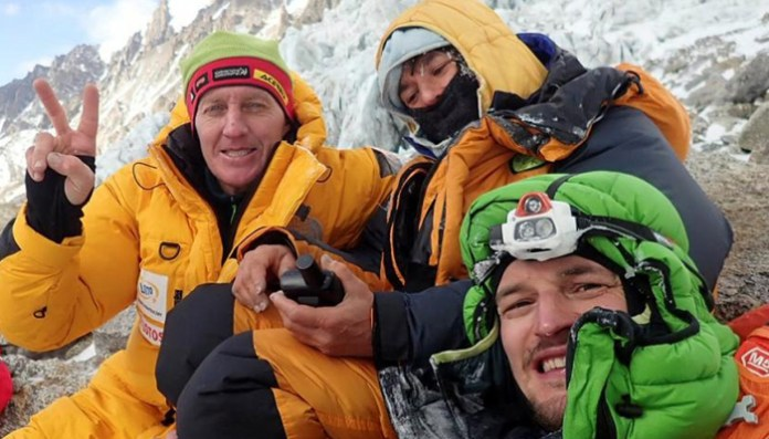 Maverick climber calls off 'suicidal' solo bid to summit K2 | Sports Maverick climber calls off 'suicidal' solo bid to summit K2 | Sports 183854 8102470 updates