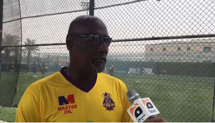 Viv Richards says playing away from Pakistan 'a bit disappointing' | Viv Richards says playing away from Pakistan 'a bit disappointing' | 183971 1629713 updates