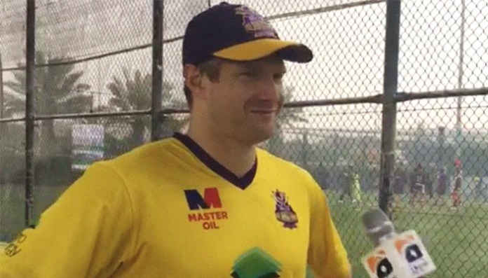 Shane Watson says PSL 'incredible opportunity' for up-and-coming Pak cricketers | Shane Watson says PSL 'incredible opportunity' for up-and-coming Pak cricketers | 184033 7218147 updates