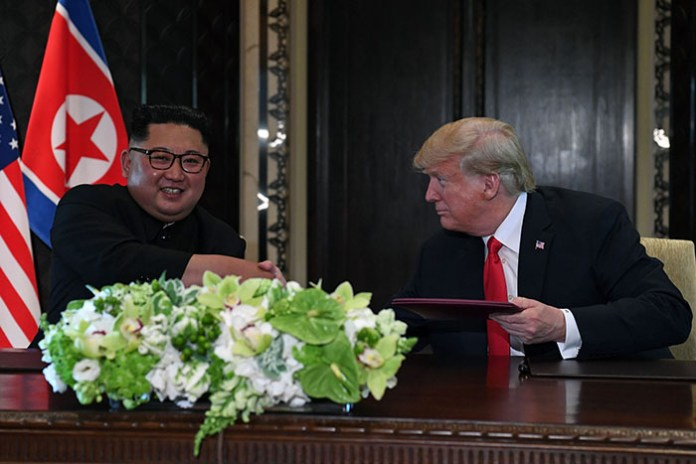 Trump - Kim hail historic summit despite doubts over agreement