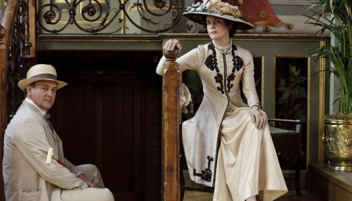 Image result for Television sensation 'Downton Abbey' coming to the huge display