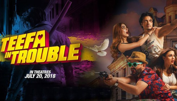 Image result for 'Teefa in Trouble' first Pakistani film to be released in 25 countries, including Russia