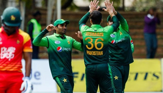 Image result for Pakistan sets world record of most 5-ODIs clean-sweeps