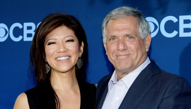 Image result for CBS titan Les Moonves accused of sexual misconduct