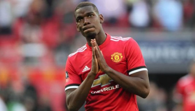 Image result for Pogba keen to leave United for Barcelona: reports