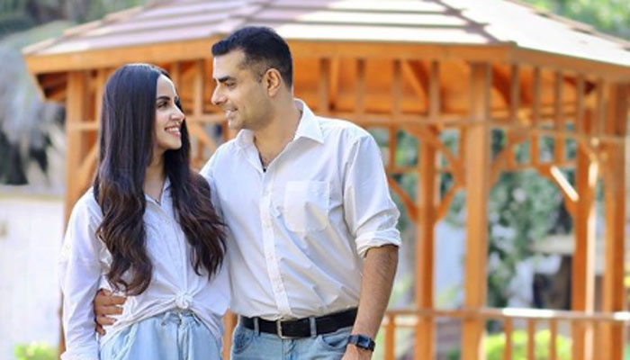 Nimra Khan gets married, shares good news with fans