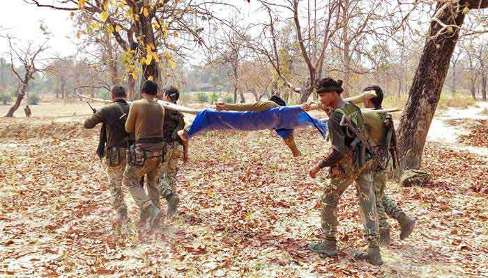 22 Indian security members killed in Maoist attack: govt official