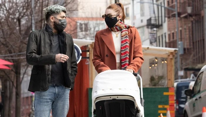 354055 9944513 updates Gigi Hadid reunites with Zayn Malik after his heated altercation at NYC bar