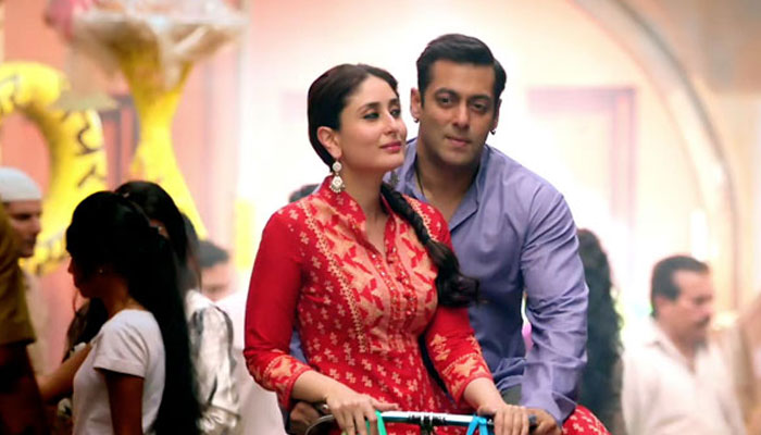 Kareena Kapoor had criticized the acting abilities of megastar Salman Khan