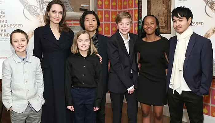 Angelina Jolie enjoys outing with daughter Zahara to defeat racists