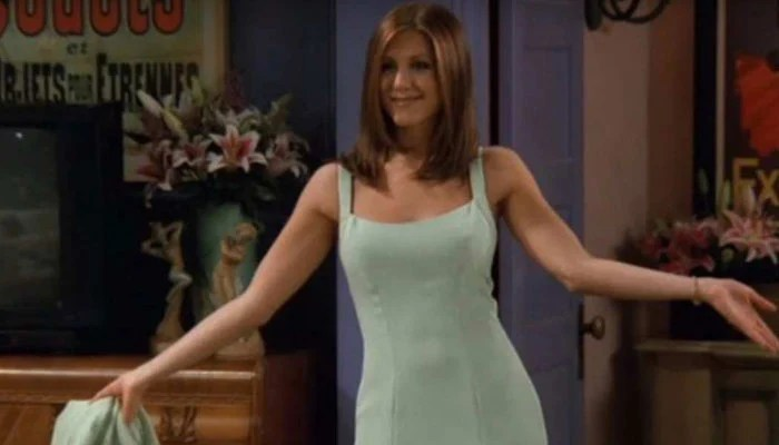 Jennifer Aniston says her sensational Friends outfits were very comfortable