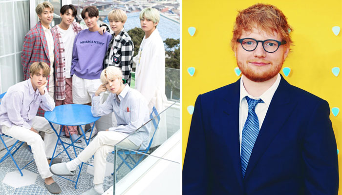 357221 7254827 updates Ed Sheeran teases BTS collaboration plans for 'new record'