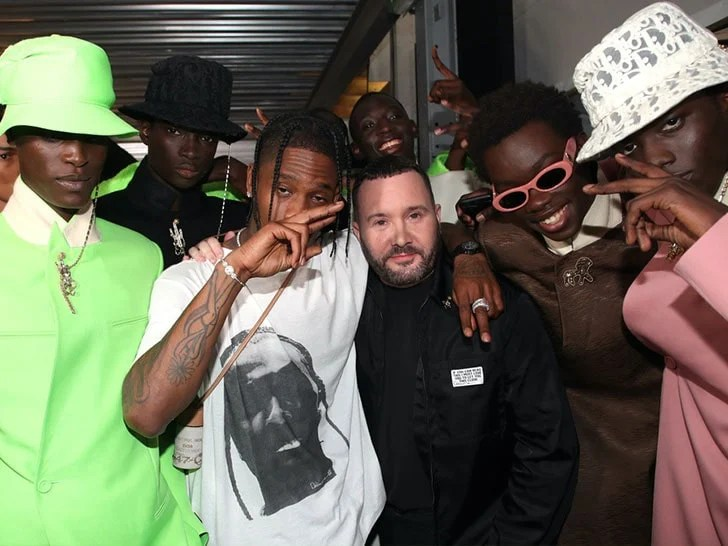 357223 2018851 updates Pop Smoke's family touched by Travis Scott's tribute in Dior collaboration