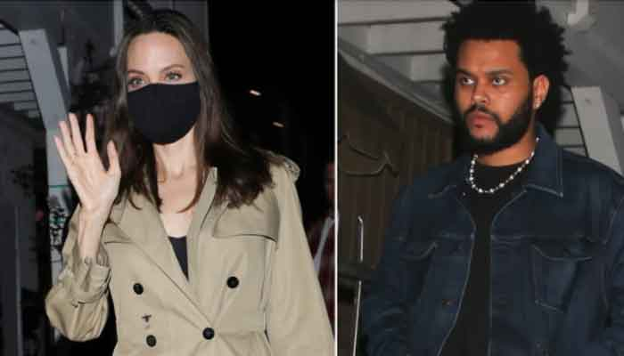 Angelina Jolie and The Weeknd share special bond