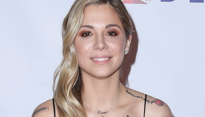 Christina Perri gets candid about her health months after she announced her daughter was born still