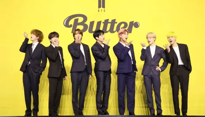 BTS unveil SiriusXM 'Butter' performance video
