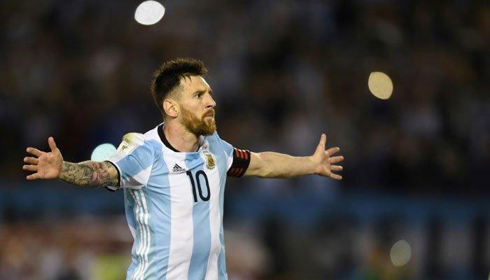 Lionel Messi. Photo: AFP/File