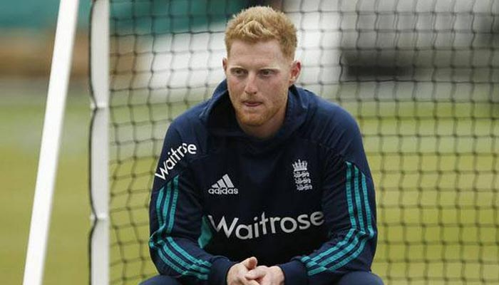 A file image of Ben Stokes. — Reuters