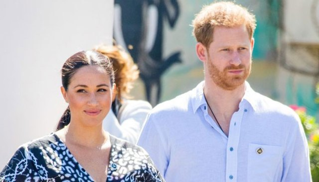 Prince Harry, Meghan Markle dubbed 'poster couple' for the republican movement